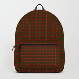 Cameron Tartan Backpack