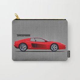 The Testarossa Carry-All Pouch