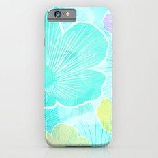 Happy flower Slim Case iPhone 6s