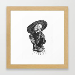 Jonghyun - SHINee Everybody Era Framed Art Print