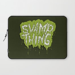 Swamp Thing Laptop Sleeve