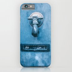 Blue Doorknocker iPhone 6s Slim Case