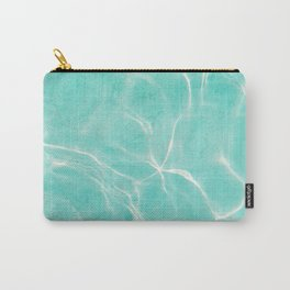 Pool Dream #4 #water #decor #art #society6 Carry-All Pouch