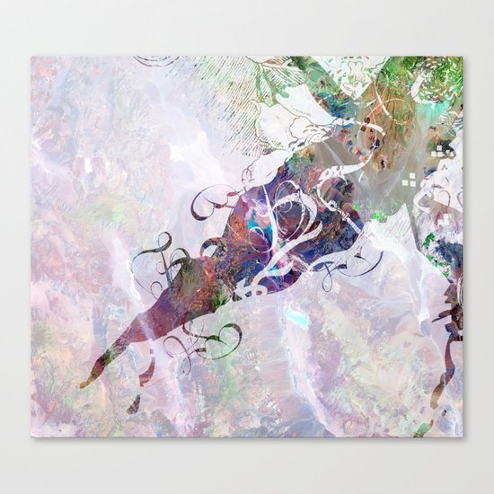FromEarth4 Canvas Print