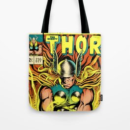 Unleash the Lightning! Tote Bag