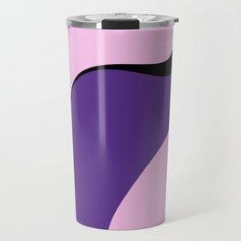 violet ice Travel Mug