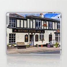 The Sixteen String Jack Pub Laptop & iPad Skin