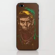 Abraham LINKoln iPhone & iPod Skin