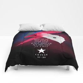 Blackstar (from Mars) Comforters