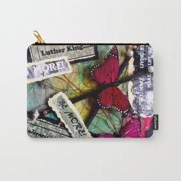Butterfly Journal Carry-All Pouch