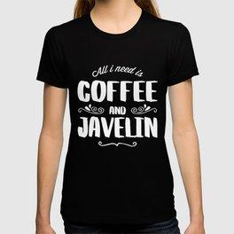 Javelin & Coffee T-shirt