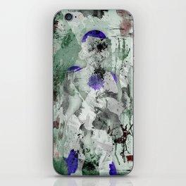 Lord Frieza - Digital Watercolor Painting iPhone Skin