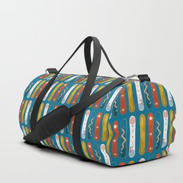 SNOWBOARD DESIGN Duffle Bag