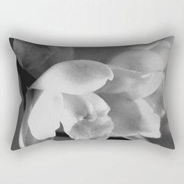 That Midas Touch - BW Rectangular Pillow