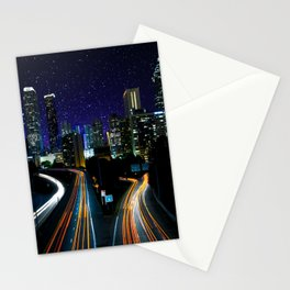 Spacey Atlanta Stationery Cards