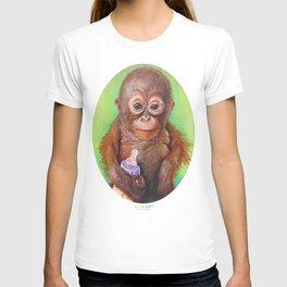 Budi the Rescued Baby Orangutan T-shirt