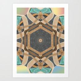 Benetton II Art Print