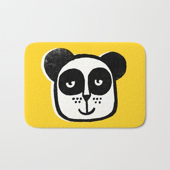 HAPPY PANDA Bath Mat