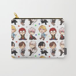 Mystic Messenger Chibis Carry-All Pouch