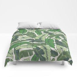 Savusavu Tropical Print Comforters