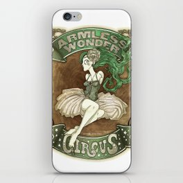 Armless Wonder iPhone Skin