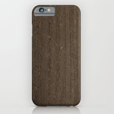 Wenge Wood Slim Case iPhone 6s