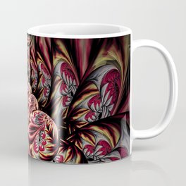 Flower Dragon Coffee Mug
