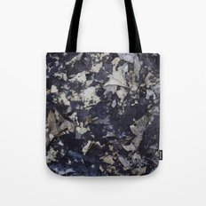 thoughts scattered across the stars Tote Bag