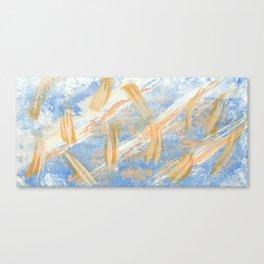 Dancing Fish (Abstract) Canvas Print