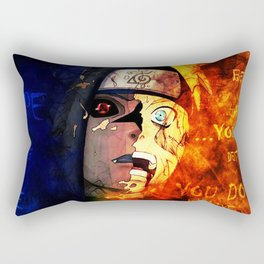 two sides Rectangular Pillow
