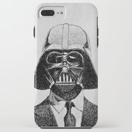 Darth Vader portrait iPhone Case