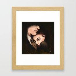 We Felt Close II Framed Art Print