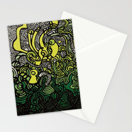 DEPTH-CHARGE Stationery Cards