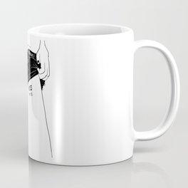 Kiss My Bum Coffee Mug
