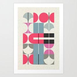 BLUMA no.1 Art Print
