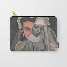 Wedded To The Idea Carry-All Pouch