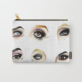 Eye see Drag Carry-All Pouch