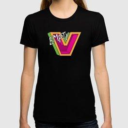 Empty V (Pink) T-shirt