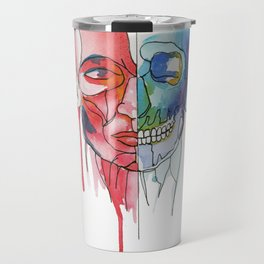 Skulls (appropriation) Travel Mug
