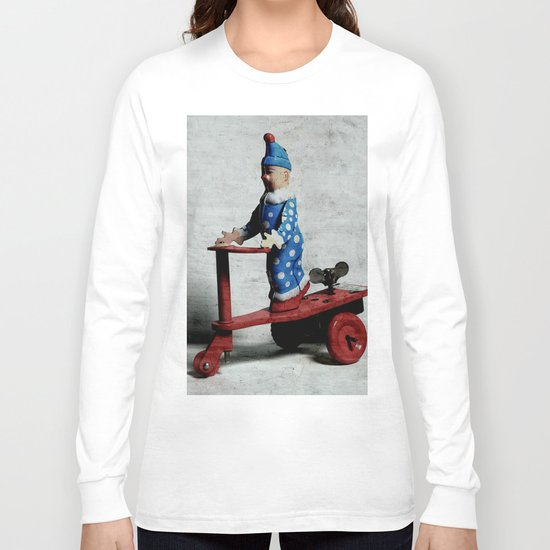 I`m on my Weh to San Jose II Long Sleeve T-shirt