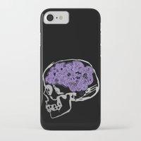 calavera iPhone & iPod Cases featuring Calavera by GoodGame