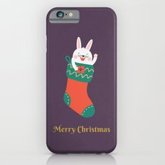 Day 15/25 Advent - Merry Christmas Human! iPhone 6s Slim Case
