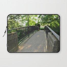 Stone Bridge Path Laptop Sleeve