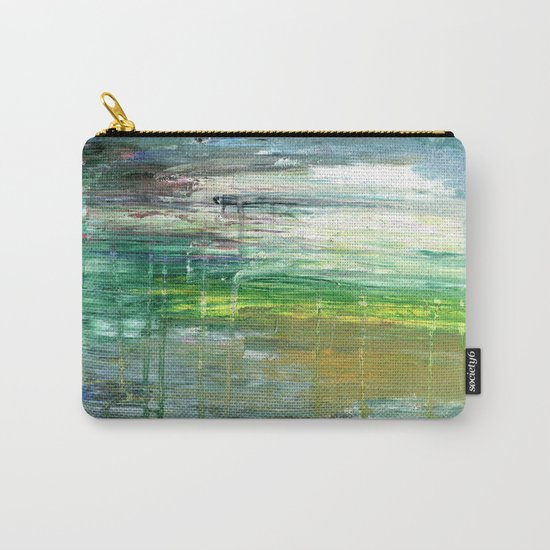 Abstract painting Carry-All Pouch
