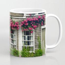 Rose House in Sconset Nantucket Coffee Mug