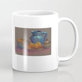 Pottery Composition Coffee Mug