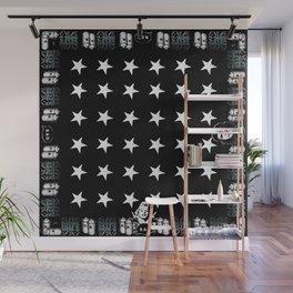 RAD STARS, GRAFFITIS and SPRAY CANS Wall Mural