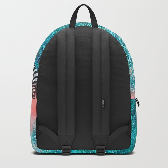 TREES AND ZEBRAS Backpack