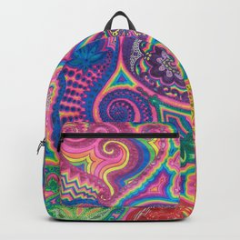 Goniochromism Backpack