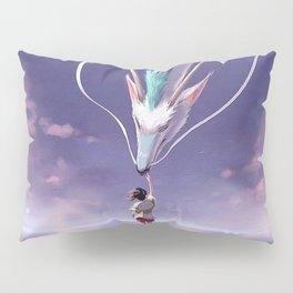 Spirited Away Fanart Pillow Sham